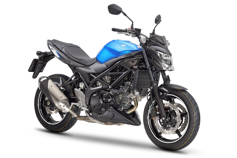 SV 650 Abs Street Extreme